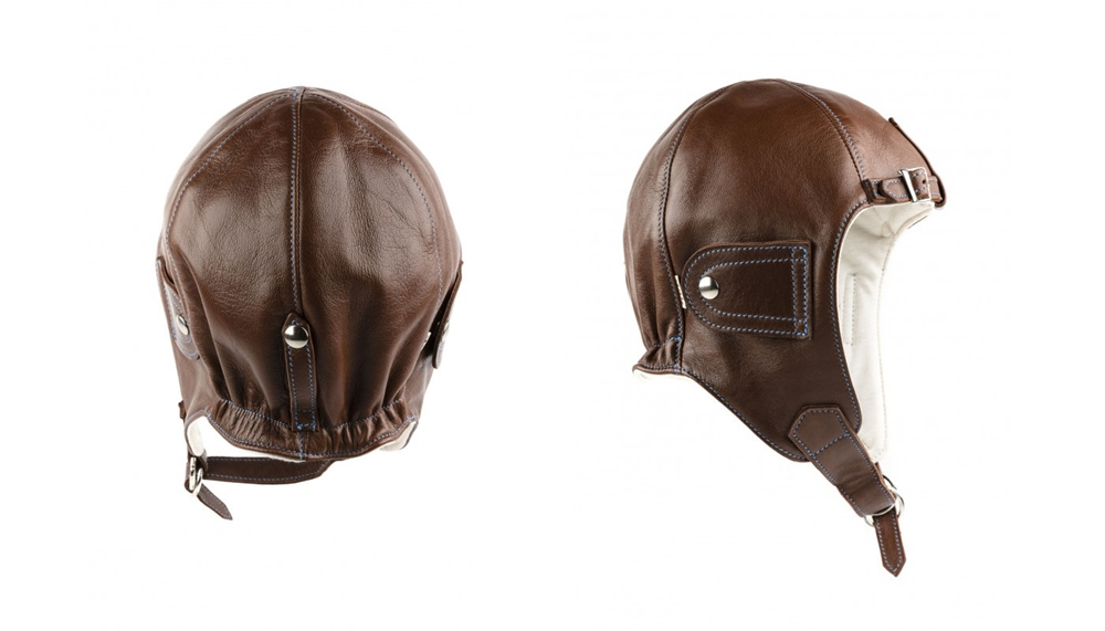 Шлем Chapal Leather Driver