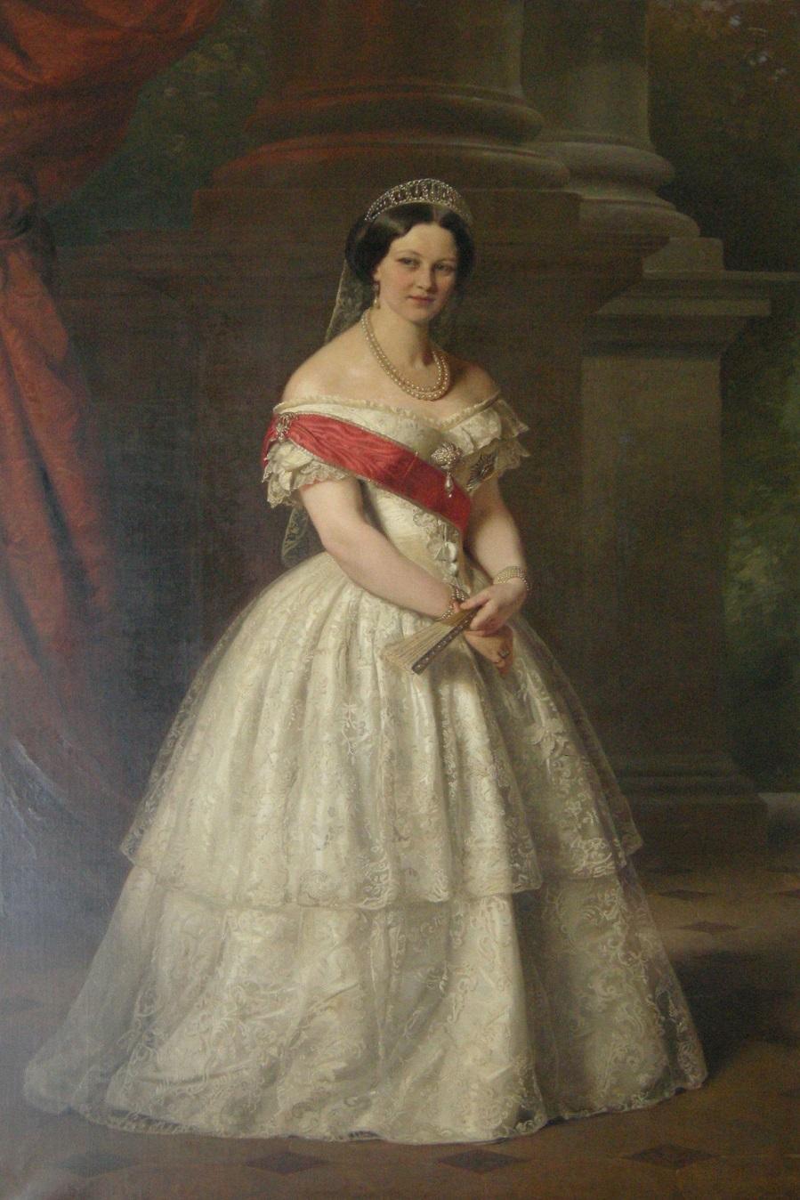 Marie Alexandrina of Saxe-Altenburg, Queen of Hanover (1818-1907)