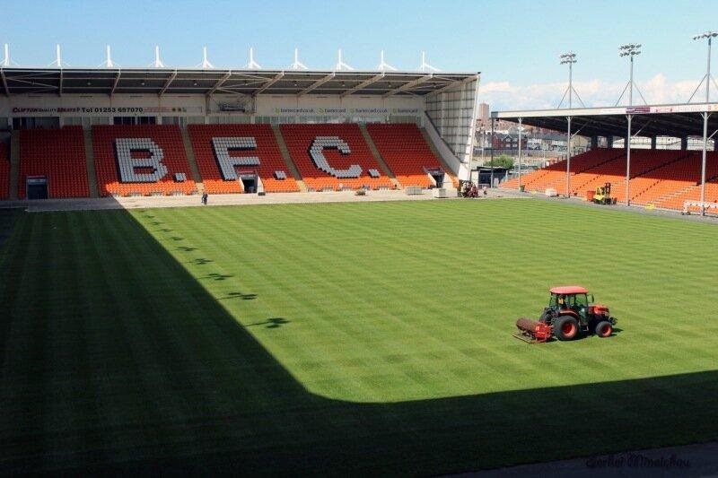 """""""Blackpool FC Hotel"""""""