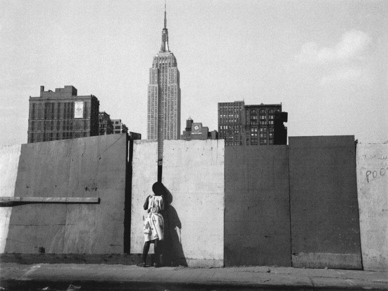 Raymond Depardon, New York East Side, 1981