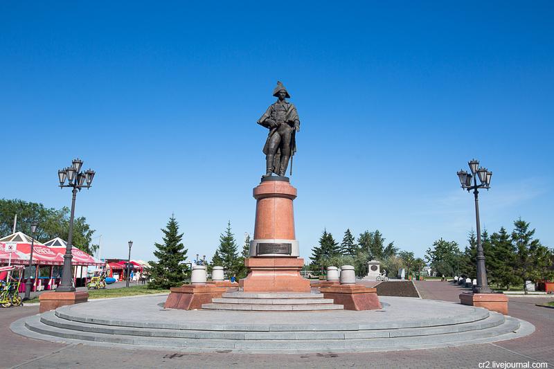"""Красноярск, Америка, """"Юнона"""" и """"Авось"""""""