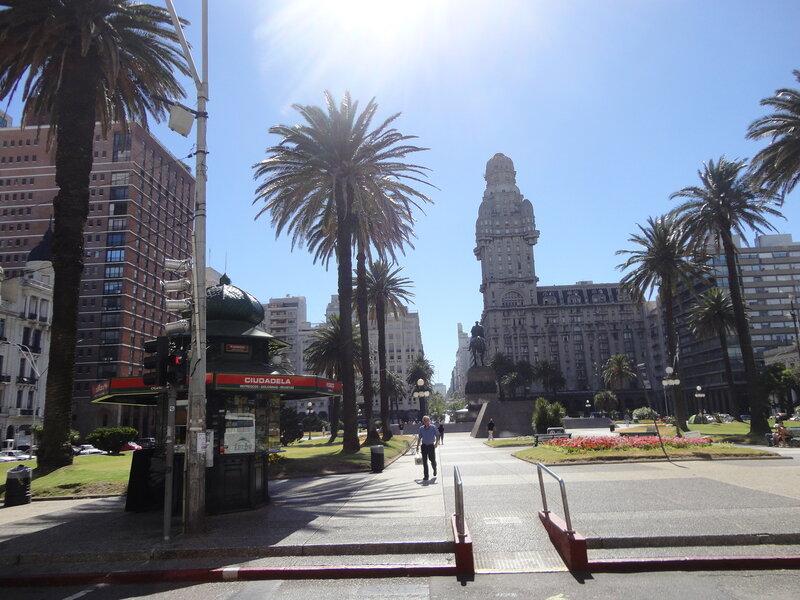 Монтевидео - возможно самый комфортный город Земли!