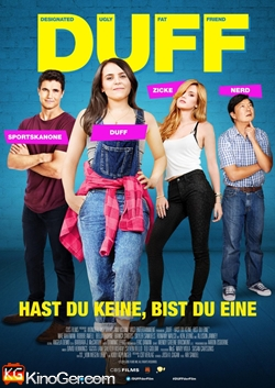 DUFF - Hast Du keine, bist Du eine (2015)
