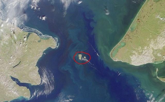 Чем интересны Острова Диомида