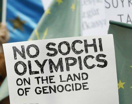 Руководитель Германии объявил бойкот Олимпиаде