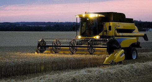 Сельскохозяйственное оборудование позволит собрать урожай по-новому