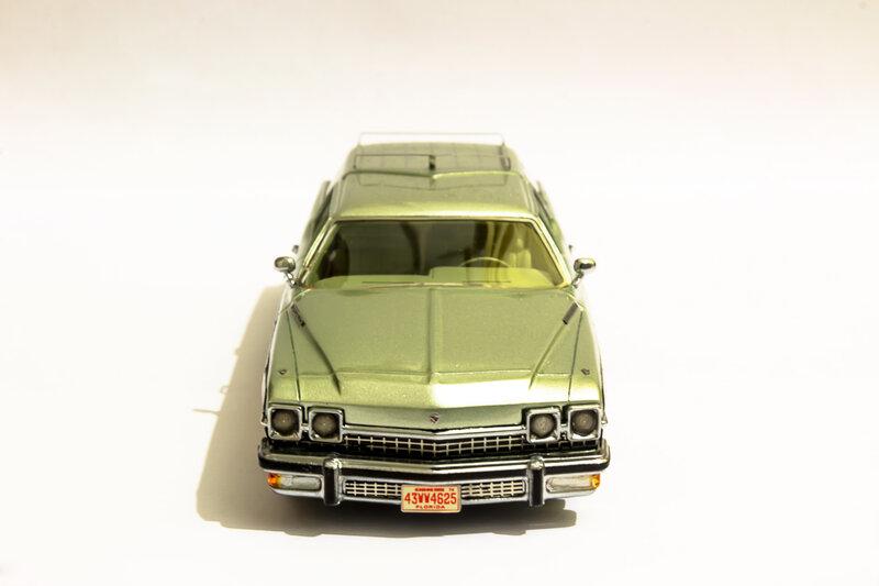 Buick Le Sabre 4-door station