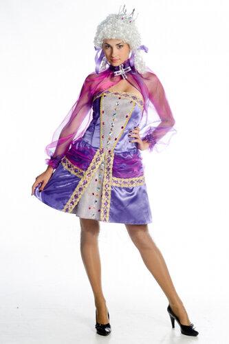 Женский карнавальный костюм Принцесса
