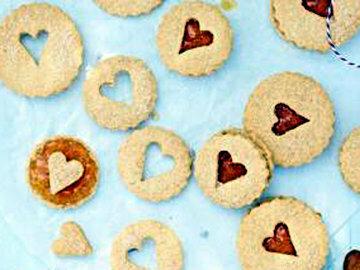 Как собрать печенья