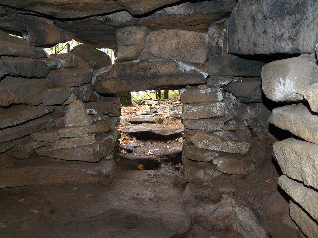 Древняя культовая постройка