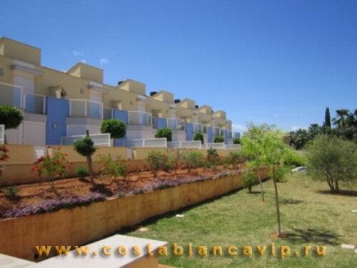 Таунхаус в Denia, закрытый жилой комплекс, таунхаус в Дении, недвижимость в Дении, таунхаус от банка, залоговая недвижимость, недвижимость от банка, таунхаус в Испании, недвижимость в Испании, CostablancaVIP, Коста Бланка, новостройка