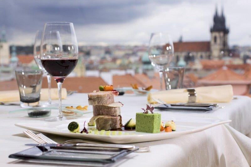 Ресторан Zlata Praha