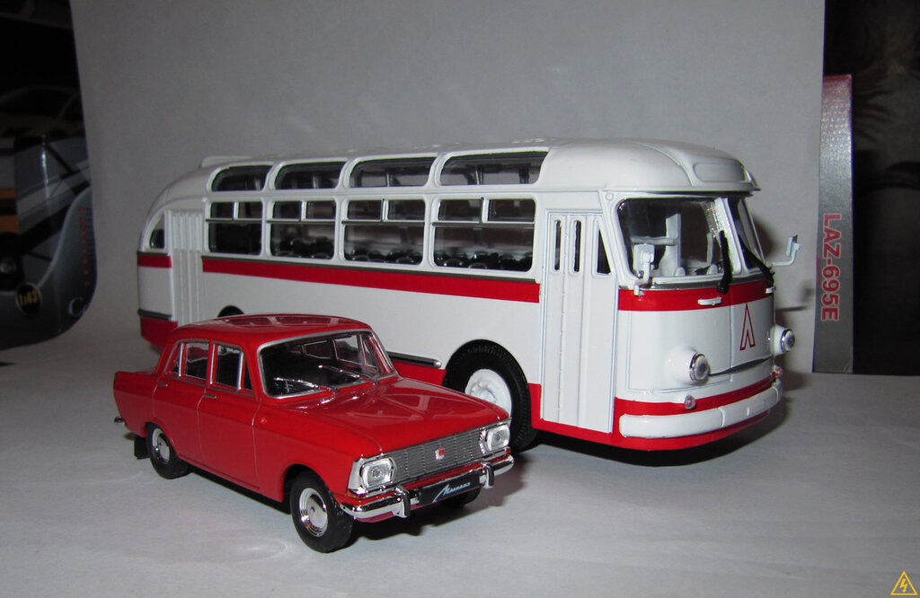 LAZ 695E Classicbus