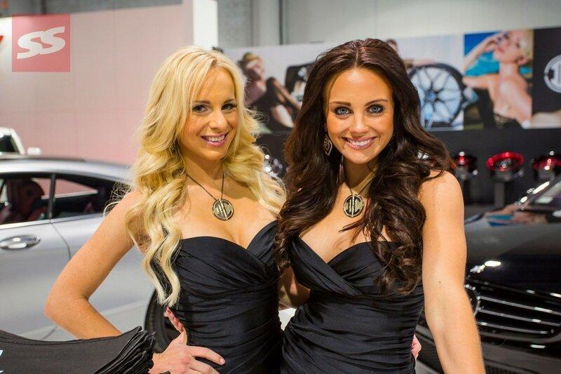 SEMA 2015: Самые прокачанные автомобили и девушки на автошоу в Лас Вегасе