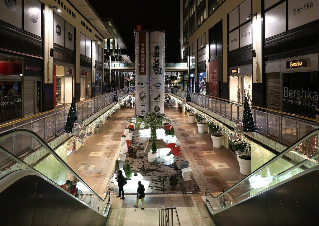Торговый комплекс Глориес (Centro Comercial Glòries). Барселона