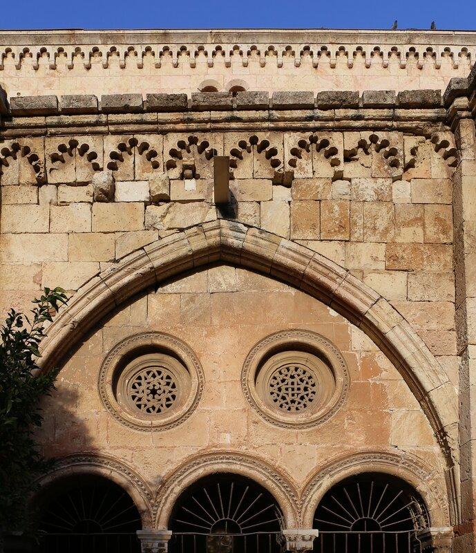 Таррагона Кафедральный собор. Внутренний двор