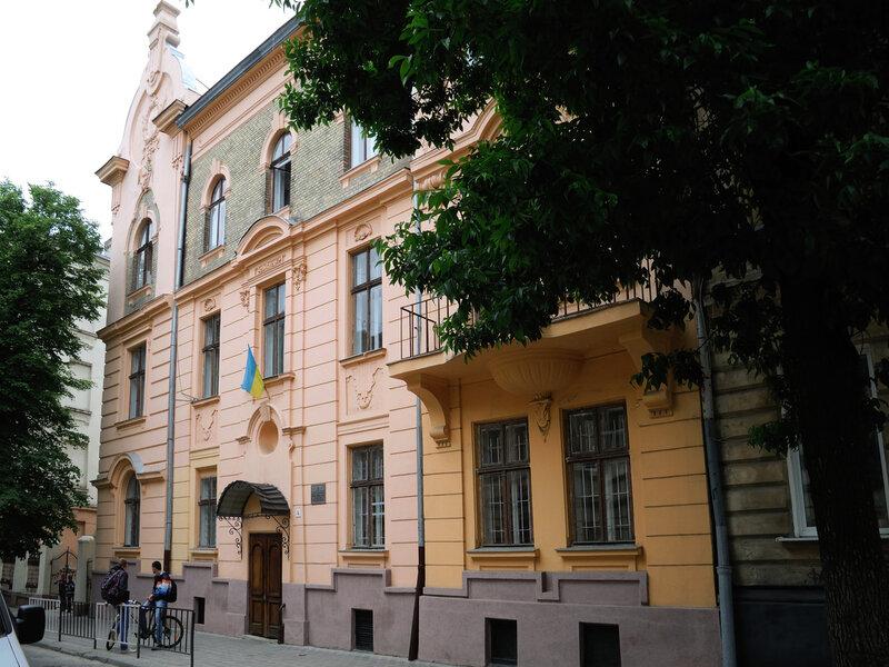 ул. Кониского, дом 4