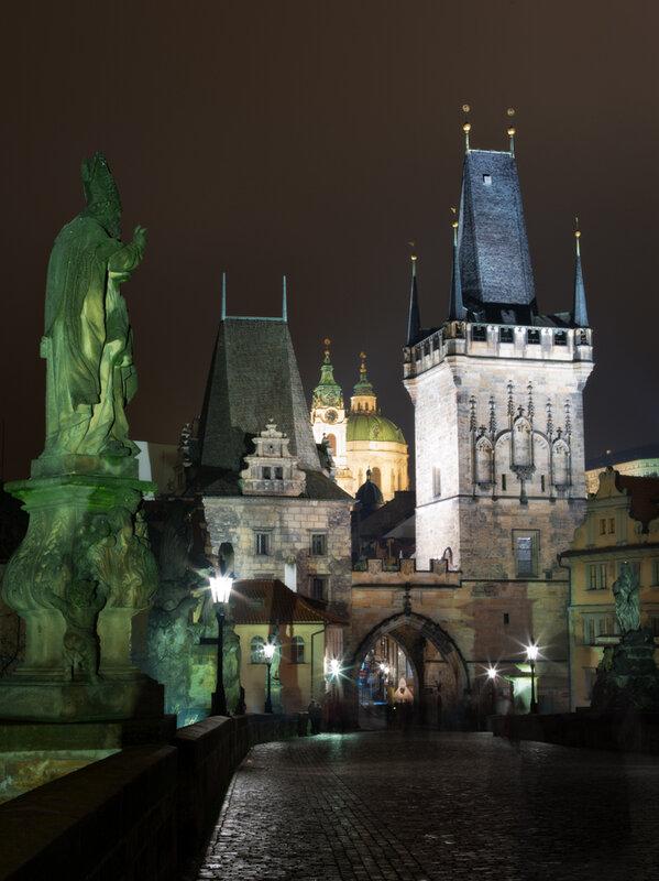 Потрясающий мир в фотографиях. Прага