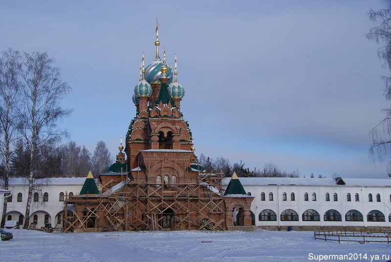 Николо-Сольбинский Женский Монастырь