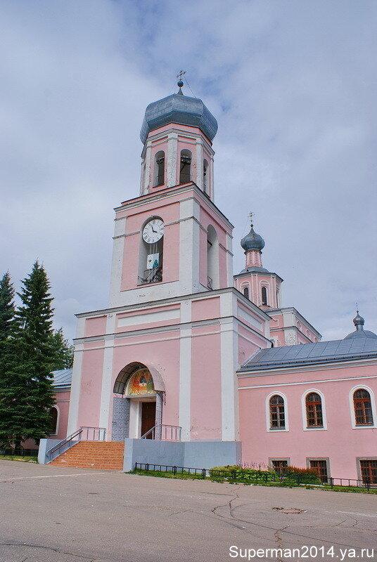 Валдай - Собор Святой Троицы