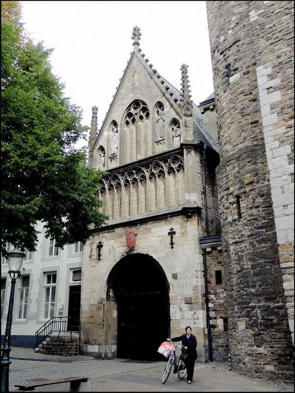 Maastricht 7366 Basiliek van Onze-Lieve-Vrouw-Tenhemelopneming