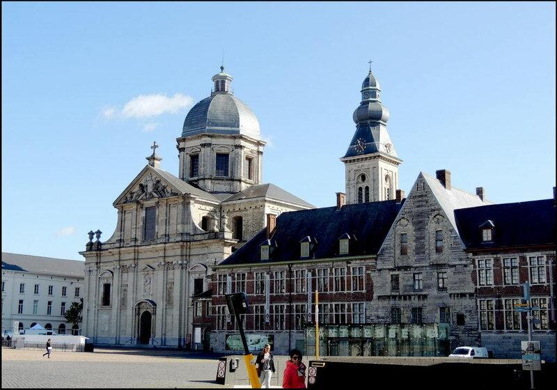Gent 7692 Sint-Pietersplein