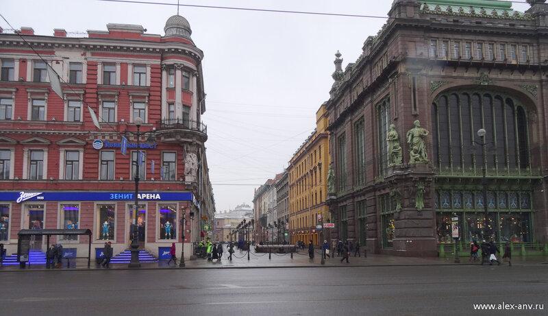 Пешеходная Малая Садовая улица, моя любимая. Всегда стараюсь по ней пройтись, когда время позволяет.