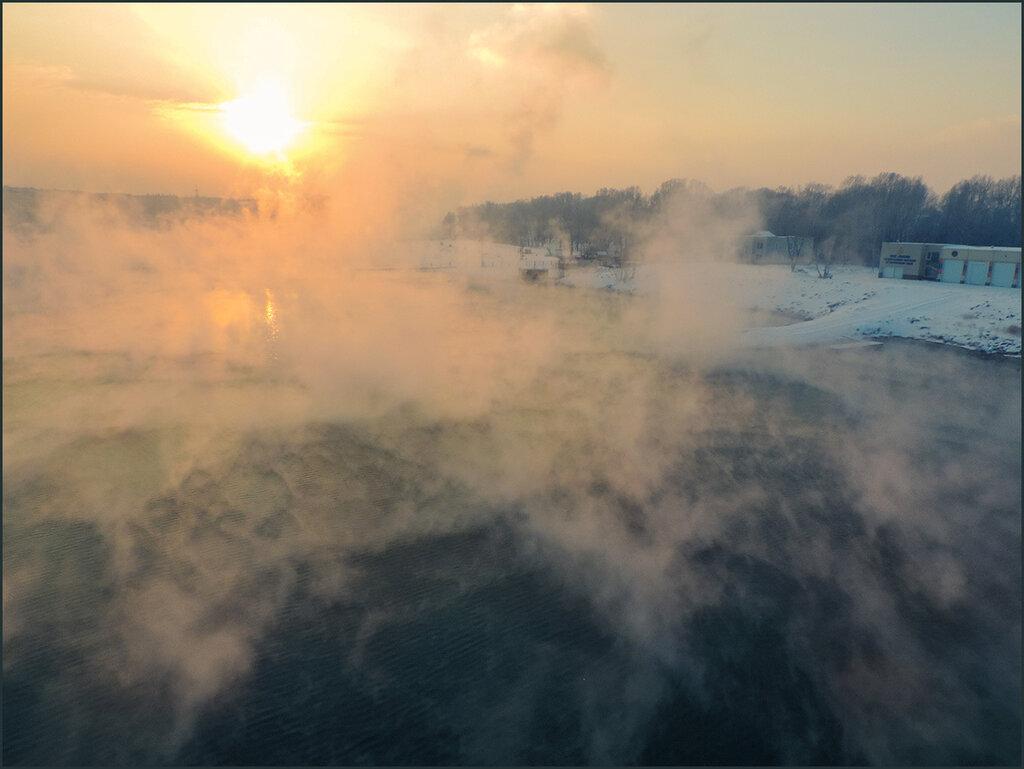 Енисейский туман