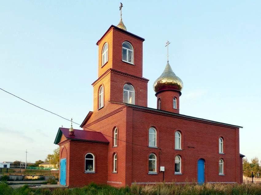 Церкви Черемшанского района РТ