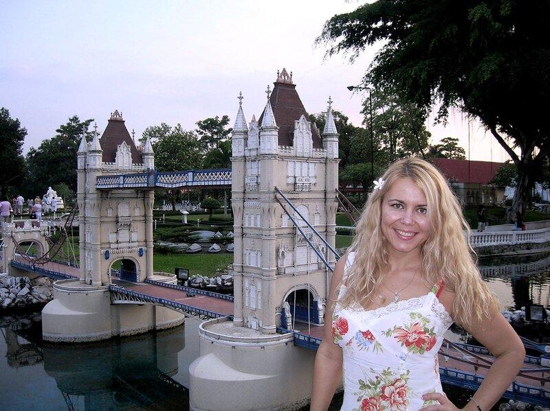 Таиланд, Паттайя - парк Мини-Сиам (Thailand, Pattaya - Mini Siam)
