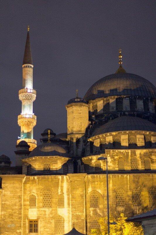 Стамбул - Вечер четвертого дня