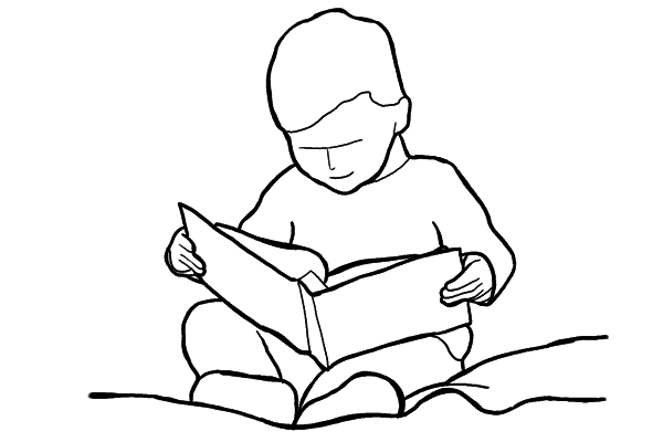 Позирование: позы для детского портрета 7