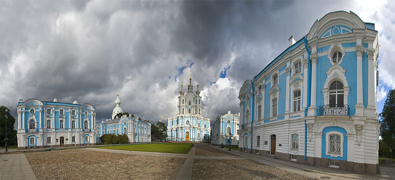 Места Санкт-Петербурга