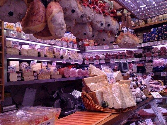что привезти из Италии из продуктов