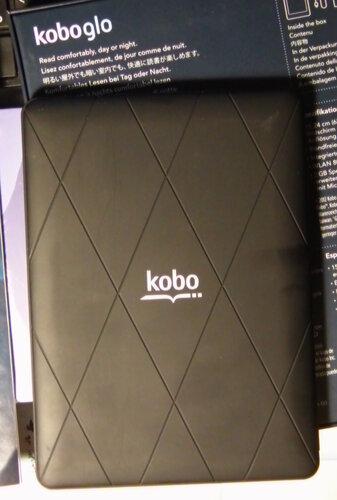 Kobo Glo для Helpix.ru
