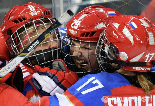 Женская российская команда