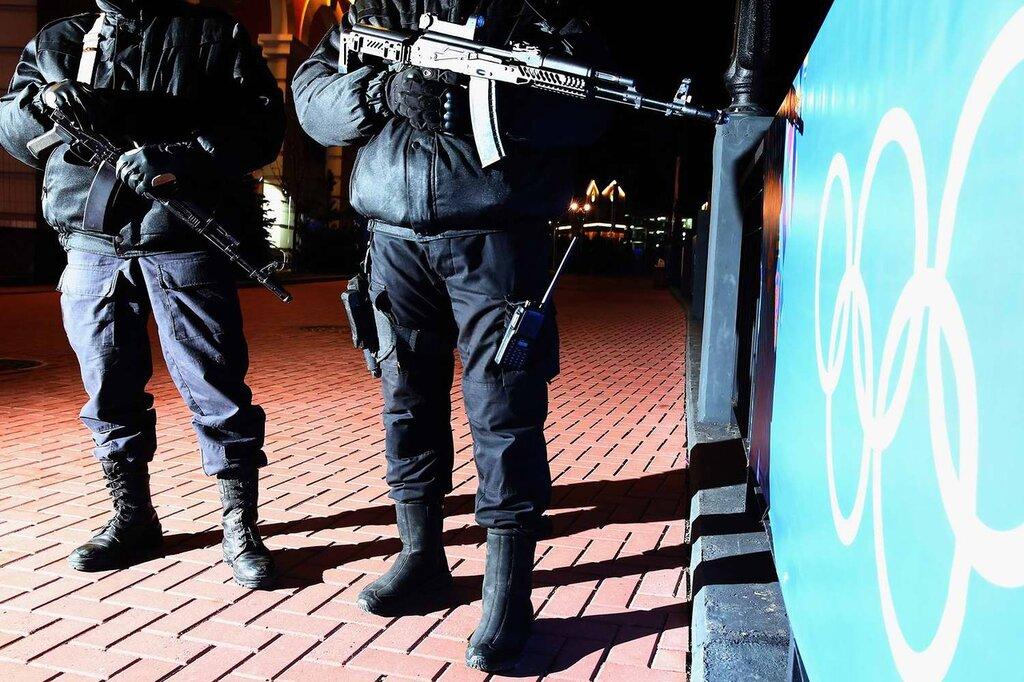 Детали полицейской экипировки (2)