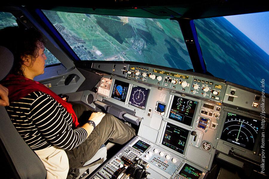 аэрофлот самолет внутри фото