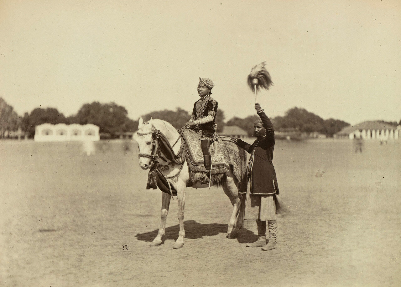 73. Мангал Сингх Прабхакар, махараджа Алвара