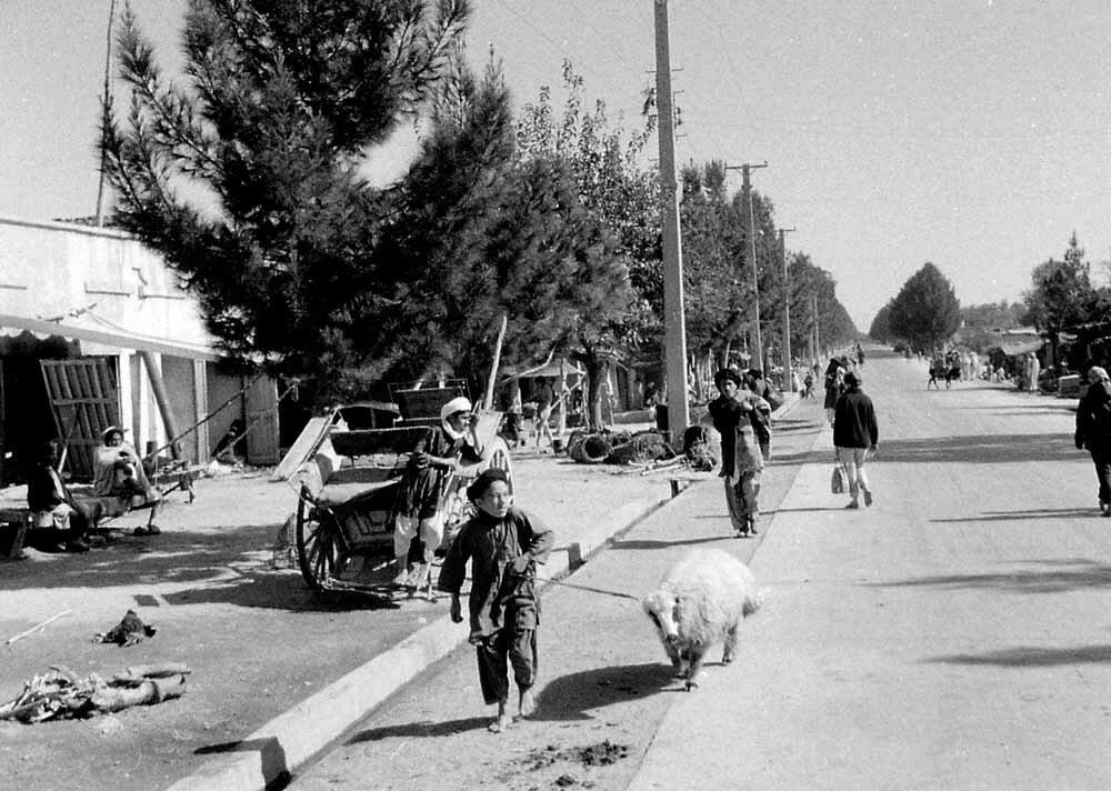 Афганистан, Кандагар. Окраины
