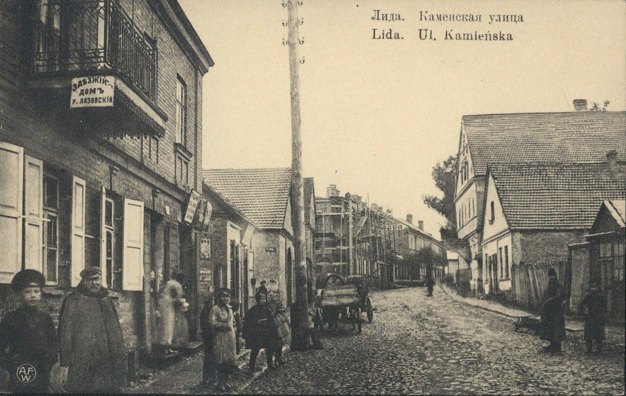 Каменская улица
