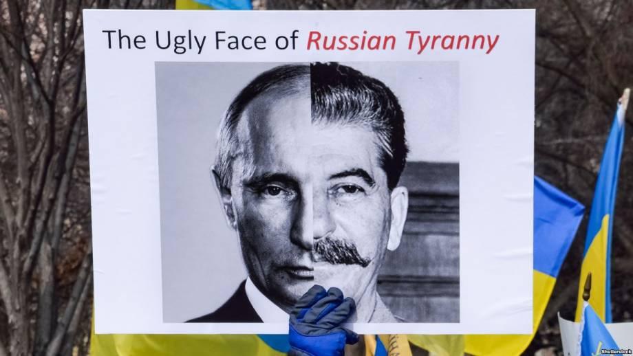 Историк Подкур о декоммунизации, «русский мир» и фигура Сталина в нынешней России