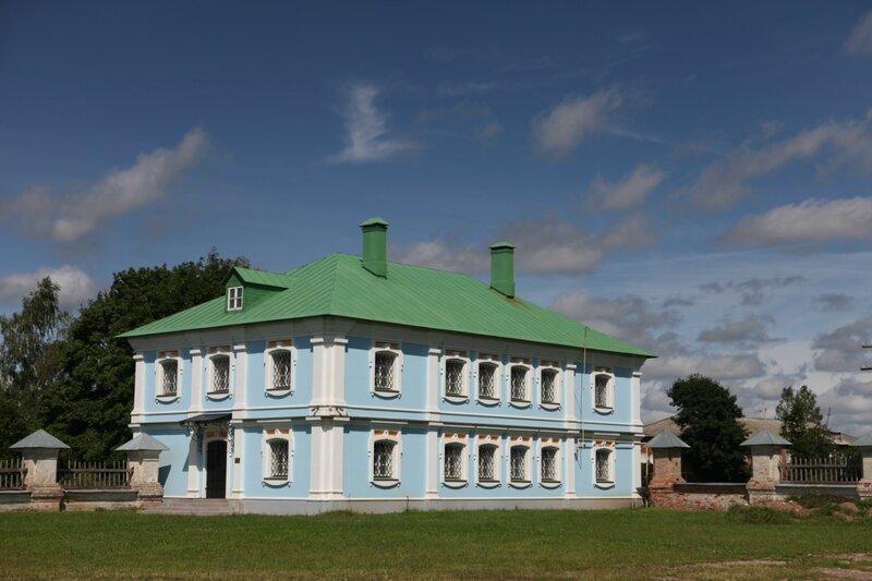 Усадьба Грибоедова - Хмелита