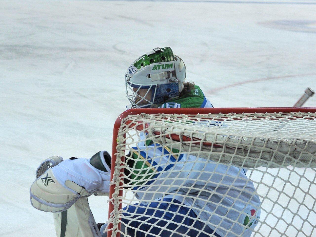 10Плей-офф 2016 Восток Финал Металлург - Салават Юлаев 31.03.2016