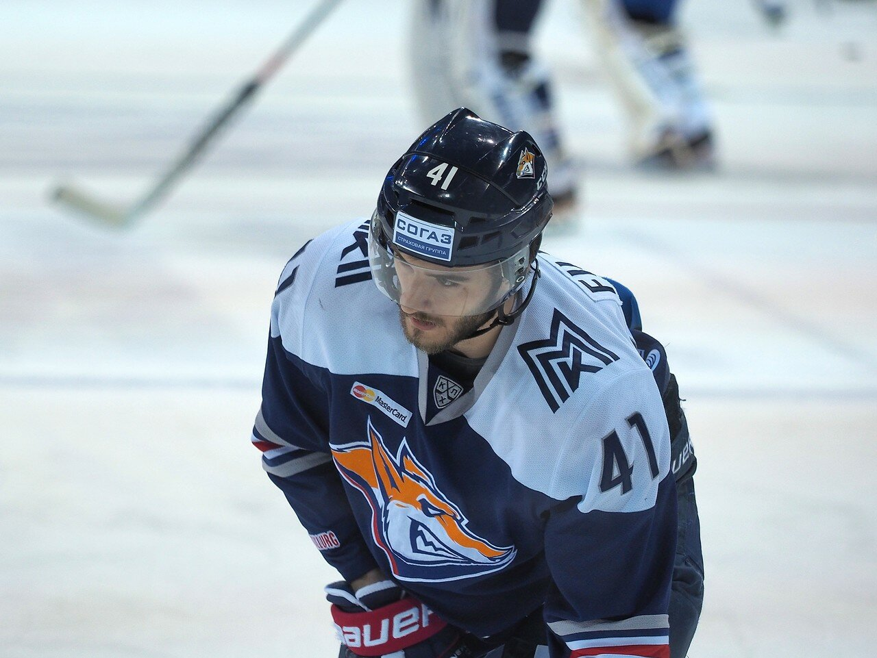 28Плей-офф 2016 Восток Финал Металлург - Салават Юлаев 31.03.2016
