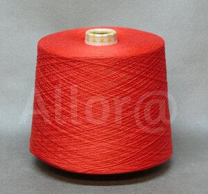 Loro Piana COT-ONE-SILK (rosso) алый с малиновой ноткой