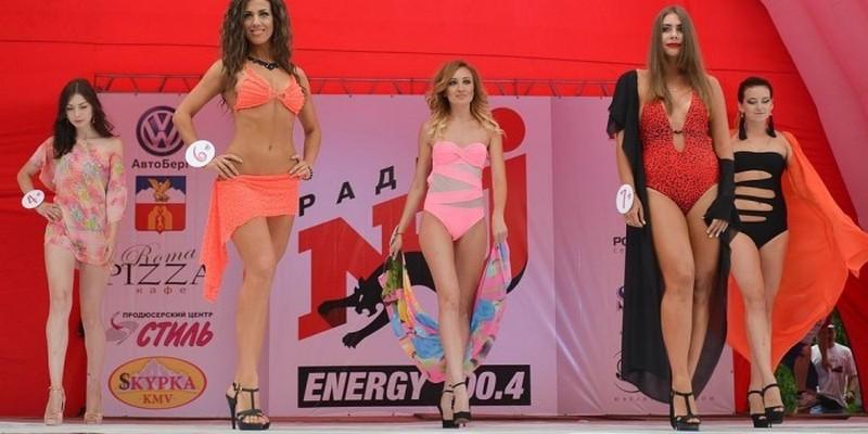Конкурс «Мисс бикини 2016» прошел в Пятигорске