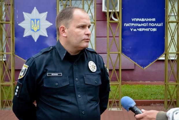 Патрульная воришка: Руководитель Управления патрульной полиции Чернигова рассказал о подчиненной, которую поймали на краже