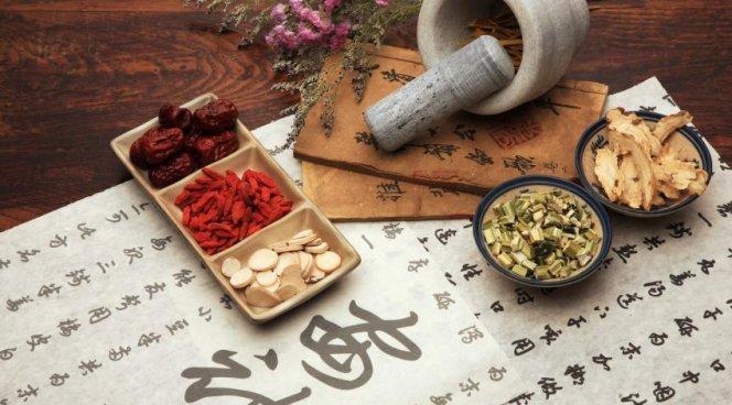 Китайские травы помогут в борьбе с раком