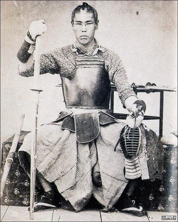 Кэндзюцу - древнее искусство владения мечом